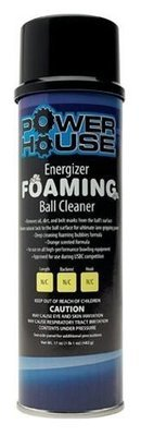 Powerhouse Energizer Foaming Ball Cleaner 17oz