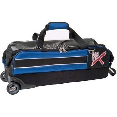 KR Royal Flush Slim Triple Tote Bowling Bag