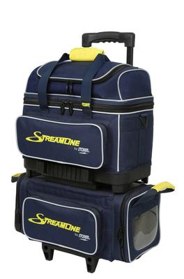 Storm Streamline Navy/Grey/Yellow 4 Ball Roller