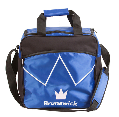 Brunswick Blitz Blue 1 Ball Bowling Bag