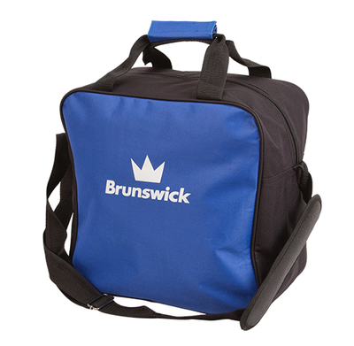 Brunswick TZone Blue 1 Ball Bowling Bag