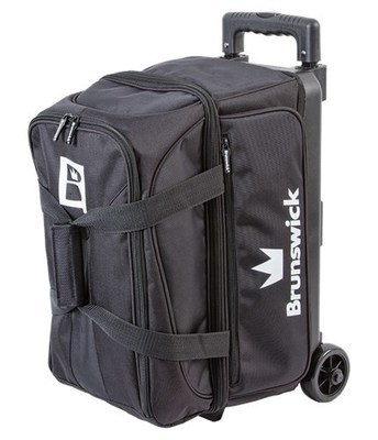 Brunswick Blitz 2 Ball Roller Black