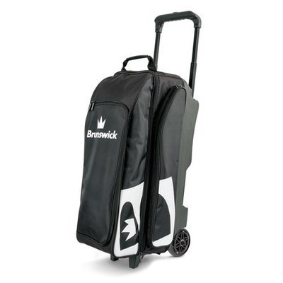 Brunswick Blitz 3 Ball Roller Black