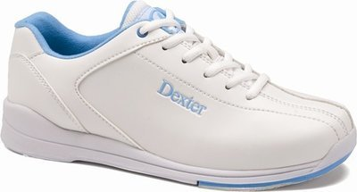 Dexter Youth Raquel IV Jr. White/Blue