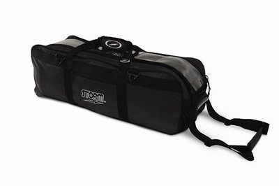 Storm Tournament 3 Ball Roller/Tote Black
