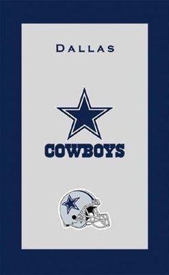 KR NFL Bowling Towel Dallas Cowboys