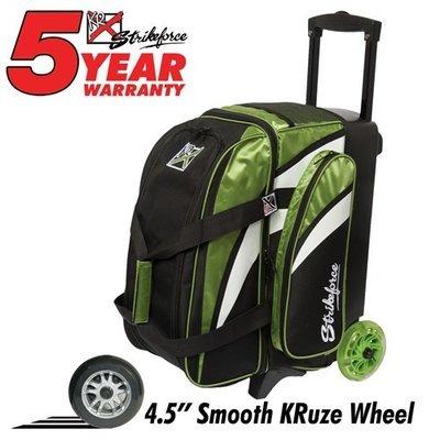 KR Cruiser Smooth 2 Ball Roller Lime/White/Black
