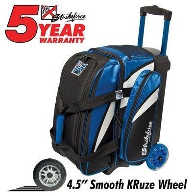 KR Cruiser Smooth 2 Ball Roller Blue/White/Black