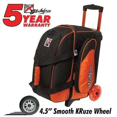 KR Cruiser Smooth 2 Ball Roller Orange/Black