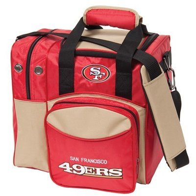KR NFL San Francisco 49ers Single Bag