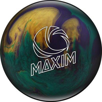 Ebonite Maxim Emerald Glitz Bowling Ball
