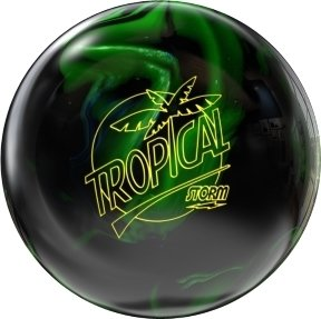 Storm Tropical Breeze Lime Green/Black Bowling Ball 1051