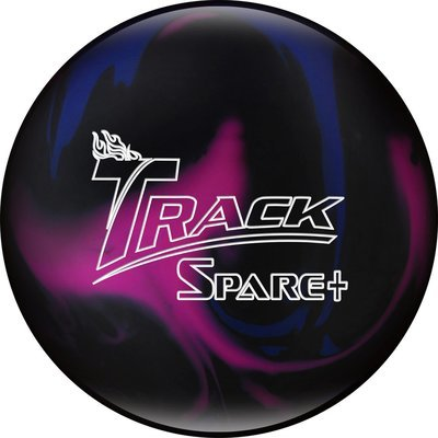 Track Spare + Bowling Ball