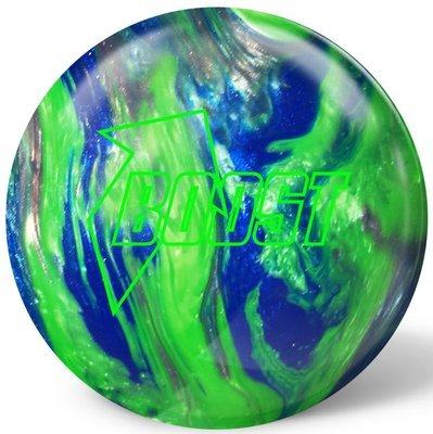 900 Global Boost Green/Blue/Silver Bowling Ball