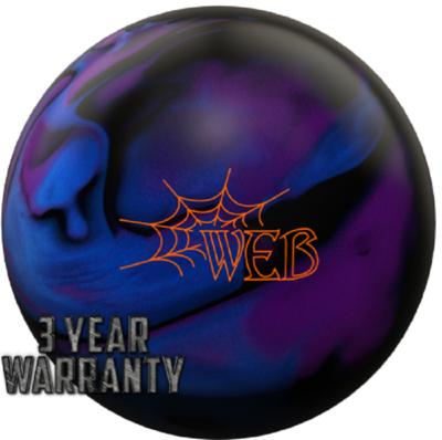 Hammer Web Bowling Ball