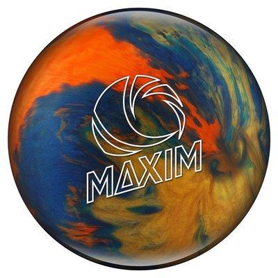Ebonite Maxim Captain Galaxy Bowling Ball
