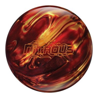 Columbia 300 Nitrous Red/Gold Bowling Ball