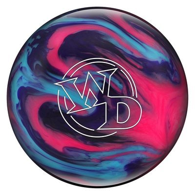 Columbia 300 White Dot Cotton Candy Bowling Ball