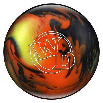 Columbia 300 White Dot Lava Bowling Ball