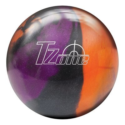 Brunswick TZone Ultraviolet Sunrise Bowling Ball
