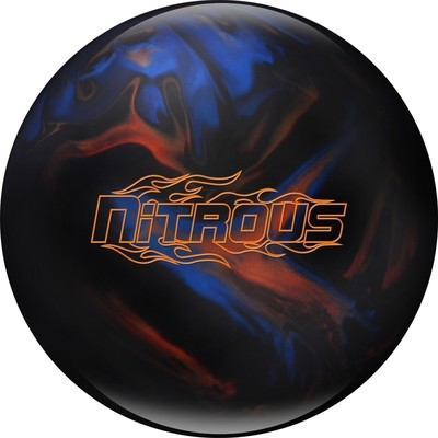 Columbia 300 Nitrous Black/Blue/Bronze Bowling Ball