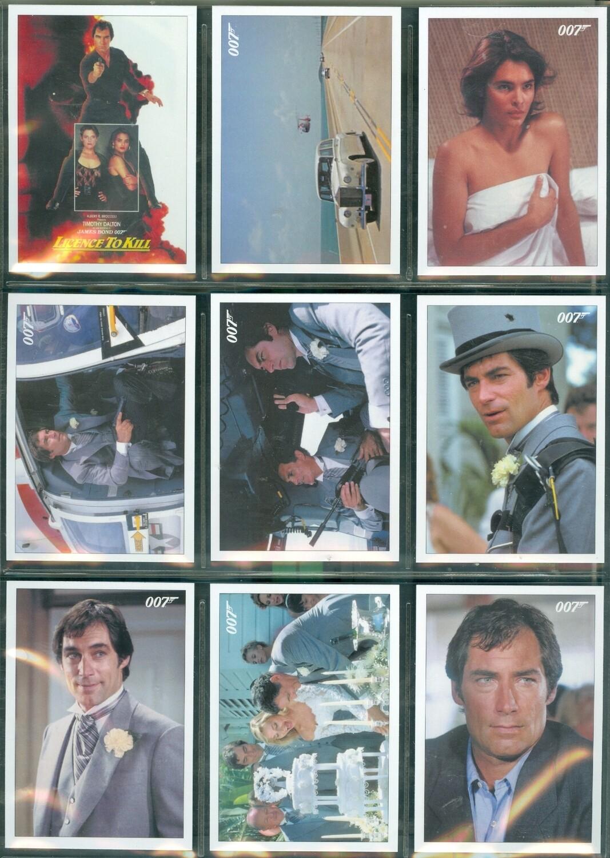 JAMES BOND 007 CLASSICS Licence To Kill Throw Back Set