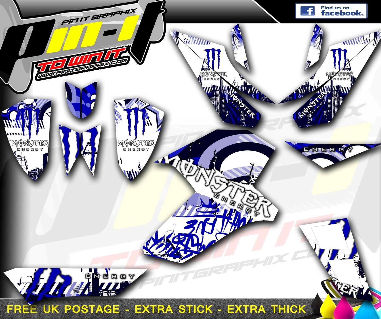 Apache Rlx 250 400 450 Sticker Kit Sticker Kit