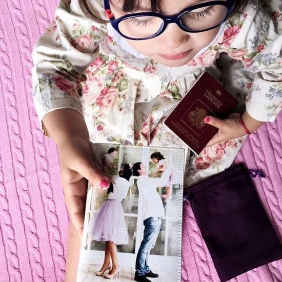 Образец обложки с нанесением фотографии