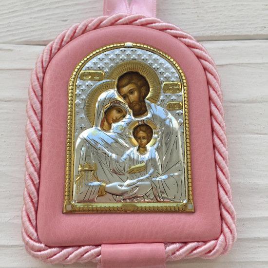 Икона Святое семейство  для девочки