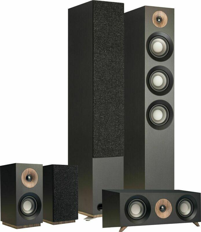 Jamo S809 HCS Bois noir