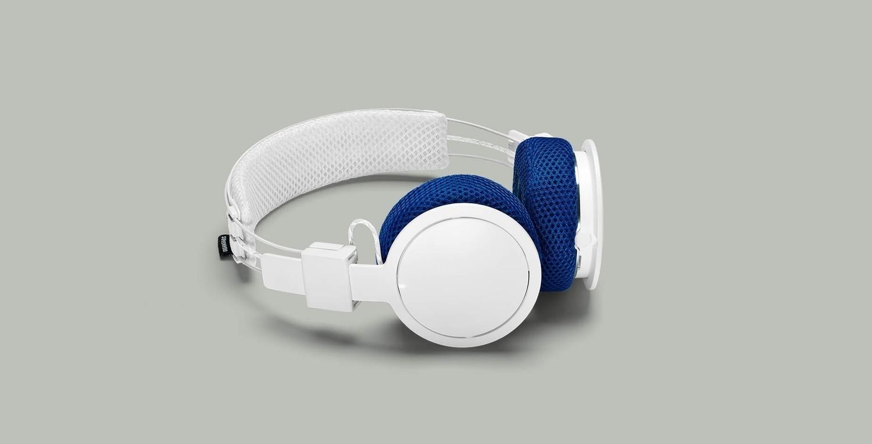 Casque sans fil Sport Hellas Team - Bleu et Blanc