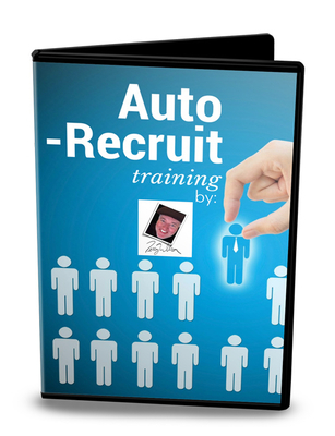 Auto-Recruit Training - How to set your recruiting efforts on auto-pilot