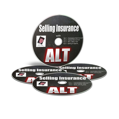 1 hour training video series - How to sell more insurance