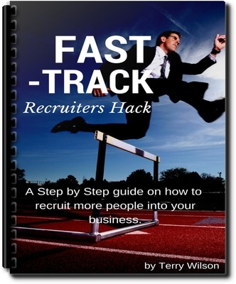 Fast Track Recruiters Hack eBook
