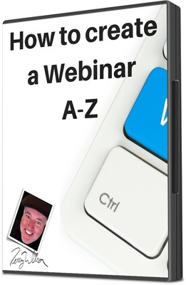 How to create a webinar from A-Z - Training Video