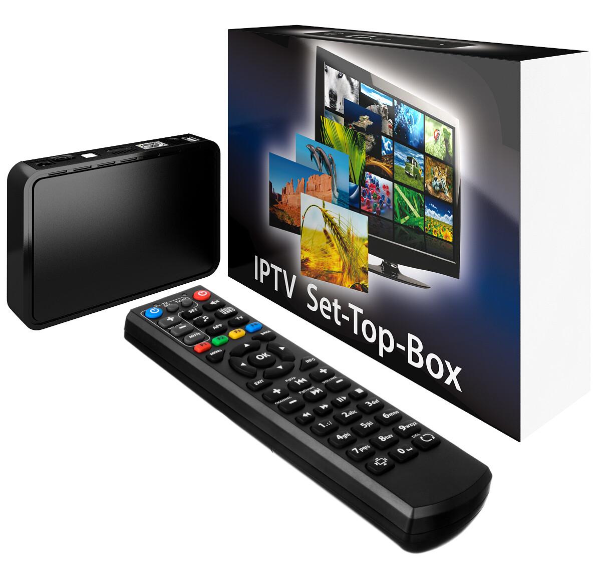 IPTV Set Top Box MAG 250