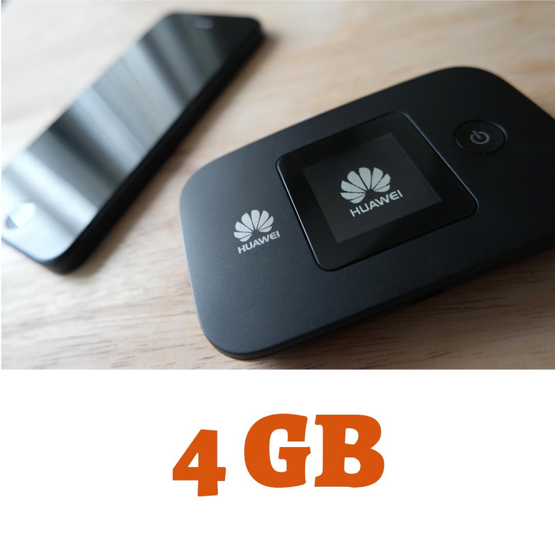 Wifi Go 3G/4G 4GB Vodafone