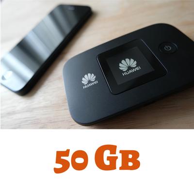 Wifi Go 3G/4G 50 GB Orange