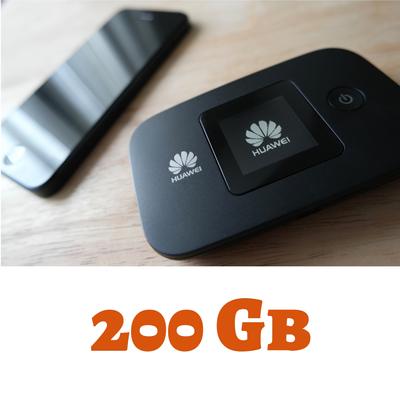 Wifi Go 3G/4G Unlimited 200 GB Vodafone