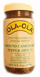 Cameroon Pepper (150g)