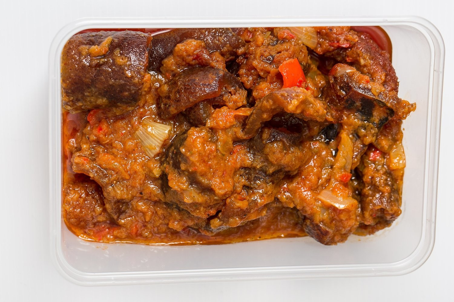Assorted Meat/Chicken/Vegetable/Fish Stew - (Select Small Medium or Pot size and Stew Type)
