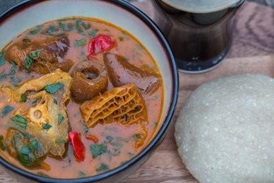 Banga Soup (2 Fish,1 Snail per portion ) -(Select Cutie or Xmas Value pack)