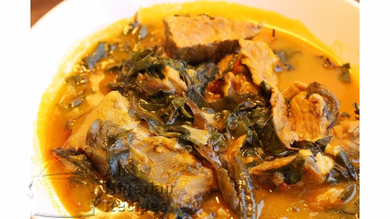 Oha soup -  (Select Small, Medium or Pot Size Pack)