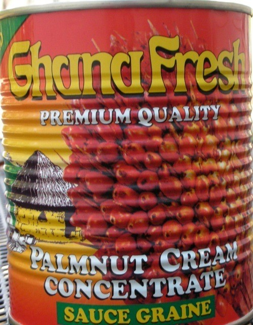 GhanaFresh PalmNut Creme/ Concentrate 800g