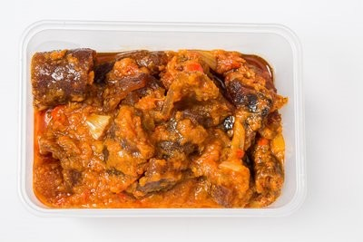 Kpomo/Pomo/Ponmo/Pomo Stew pack (About 6 large stewed pieces)
