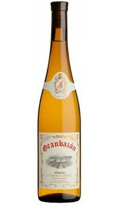 12 Bottles - Albariño Ambar Granbazan 2017