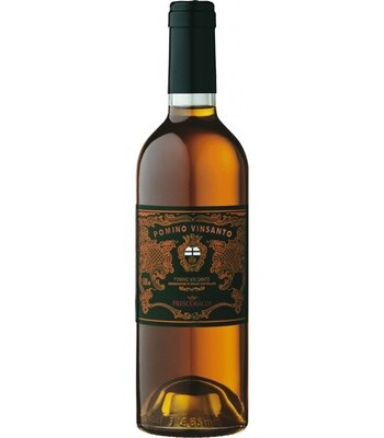 6 Bottle Prize Draw Offer - Frescobaldi Pomino Vinsanto 2010 500ml