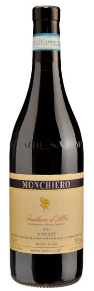 12 Bottles - Monchiero Fratelli Barbera d'Alba Superiore 2016