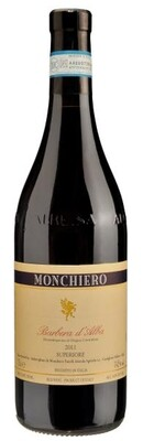 12 Bottles - Monchiero Fratelli Barbera d'Alba Superiore 2016