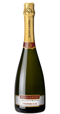 12 Bottles - Biscardo Prosecco